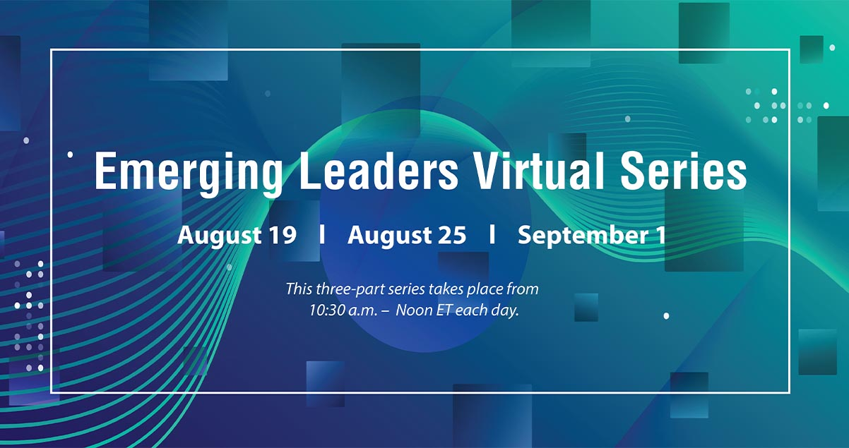 Emerging Leaders Virtual Series