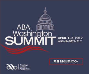ABA Government Relations Summit 2019